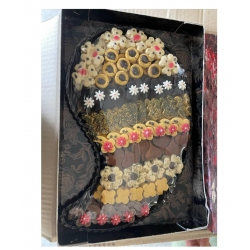شیرینی خانگی ترمه 1,4 کیلوگرم