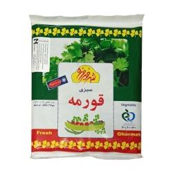 سبزی قورمه سرخ شده شهر فیروزه